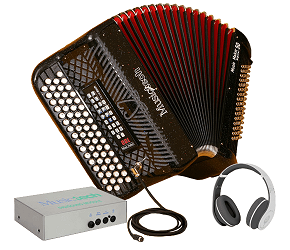 Acordeão Music Maker